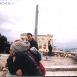 visit to the Akropolis